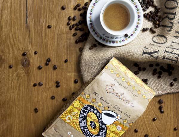 Carraro káva línia Caffe del  Villaggio